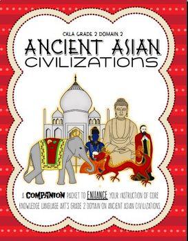 CKLA Grade 2 Domain 2 Early Asian Civilizations- Active Li
