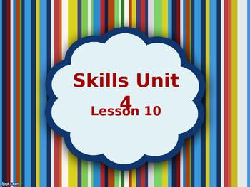 CKLA Grade 2 Skills Unit 4 Lesson 10 PowerPoint