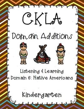 CKLA Kindergarten Listening and Learning Domain 6 Addition