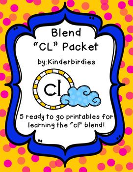 CL Blend Packet