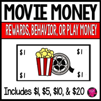MOVIE THEME CHARACTER EDUCATION and BEHAVIOR and REWARDS SET