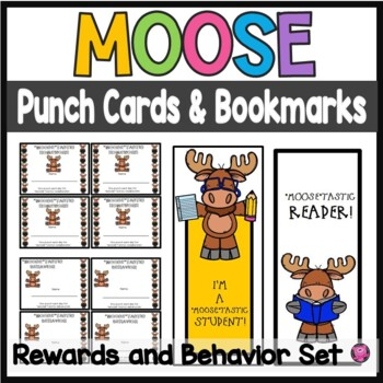 Moose Punch Cards