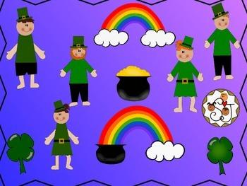{CLIP ART} St. Patrick's Day