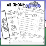 CLOUD TYPES AND FORMATIONS UNIT INSPIRED BY CLOUDY WITH A