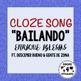 CLOZE SONG // Bailando by Enrique Iglesias ft. Descemer Bu