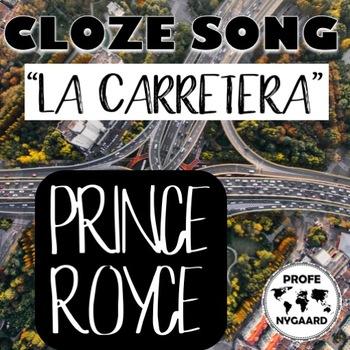 CLOZE SONG// La carretera por Prince Royce