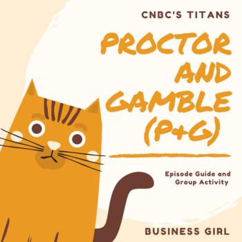 CNBC Titans- Proctor & Gamble (P&G)