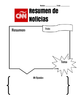 CNN Español Resumen