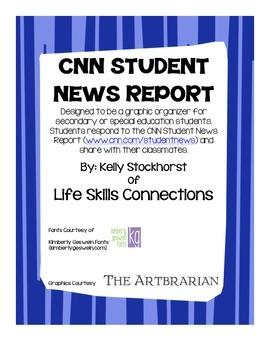 CNN Student News Report