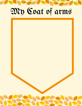 COAT OF ARMS:MIDDLE AGES