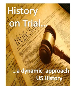 """COLLECTION OF ALL 11 """"HISTORY ON TRIAL"""" TOPICS (Readings,"""