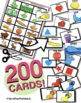 COLORS! Teach 10 Different Colors! 70 Cards and 25 Learnin