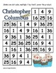 COLUMBUS ROLL AND COVER GAME BOARDS