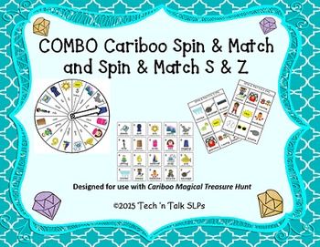 COMBO Cariboo Spin & Match and Spin & Match for Articulati