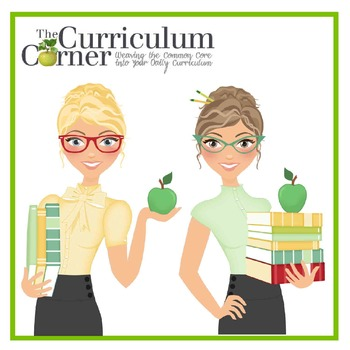"""COMMERCIAL USE LICENSE The Curriculum Corner's """"I Can"""" Sta"""