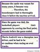 COMMON CORE Aligned Context Clue Part 2 (Includes Tier 2 Words!)