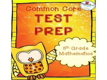 COMMON CORE MATHEMATICS Test Grade 5