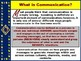 "COMMUNICATION IN THE WORKPLACE - 4 Forms of ""Business Comm"