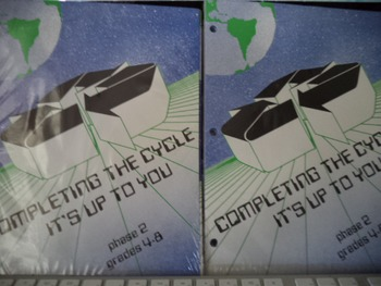 COMPLETING THE CYCLE   (SET OF 2)