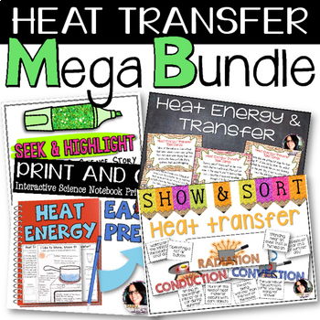 CONDUCTION, CONVECTION, AND RADIATION Heat Energy Heat Tra
