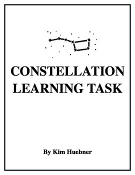 CONSTELLATION LEARNING TASK