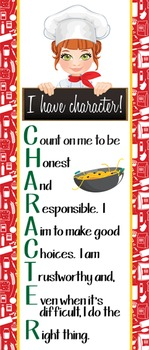 COOKING / CHEF theme - Classroom Decor: LARGE BANNER, In O