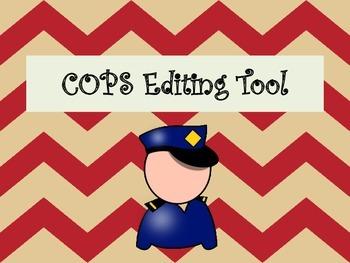 COPS Editing Tool