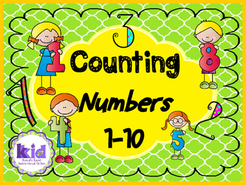 COUNTING-NUMBERS 1-10