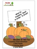WHAT DO PUMPKINS NEED TO GROW!