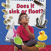 Does it sink or float? (eBook)