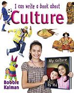 I can write a book about culture (eBook)