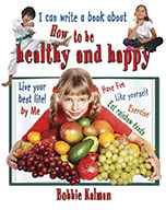 I can write a book about how to be healthy and happy (eBook)