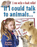 """I can write a book called """"If I could talk to animals…"""" (eBook)"""