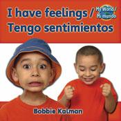 I have feelings/Tengo sentimientos