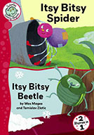 Itsy Bitsy Spider and Itsy Bitsy Beetle (eBook)