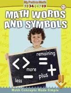 Math Words and Symbols