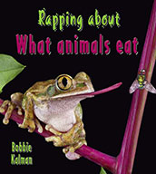 Rapping about What animals eat (eBook)