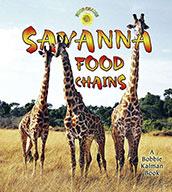 Savanna Food Chains (eBook)