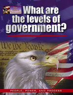 What are the levels of government?