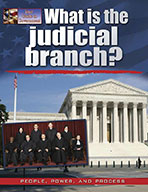 What is the judicial branch? (eBook)
