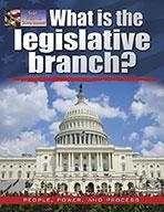 What is the legislative branch? (eBook)