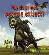 Why do animals become extinct? (eBook)