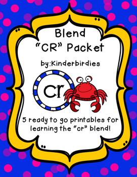 CR Blend Packet