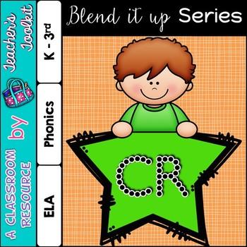 CR Blend {UK Teaching Resource}