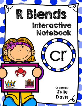 CR Blends Interactive Notebook