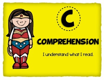 CRAFT Superhero Posters