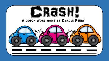 CRASH! Dolch Word Games Bundle