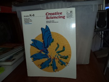 CREATIVE SCIENCING    ISBN 0-673-52008-0