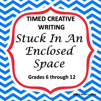 Short Story Writing: Enclosed Space, Creative Writing, CCS