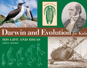 Darwin and Evolution for Kids: His Life and Ideas with 21